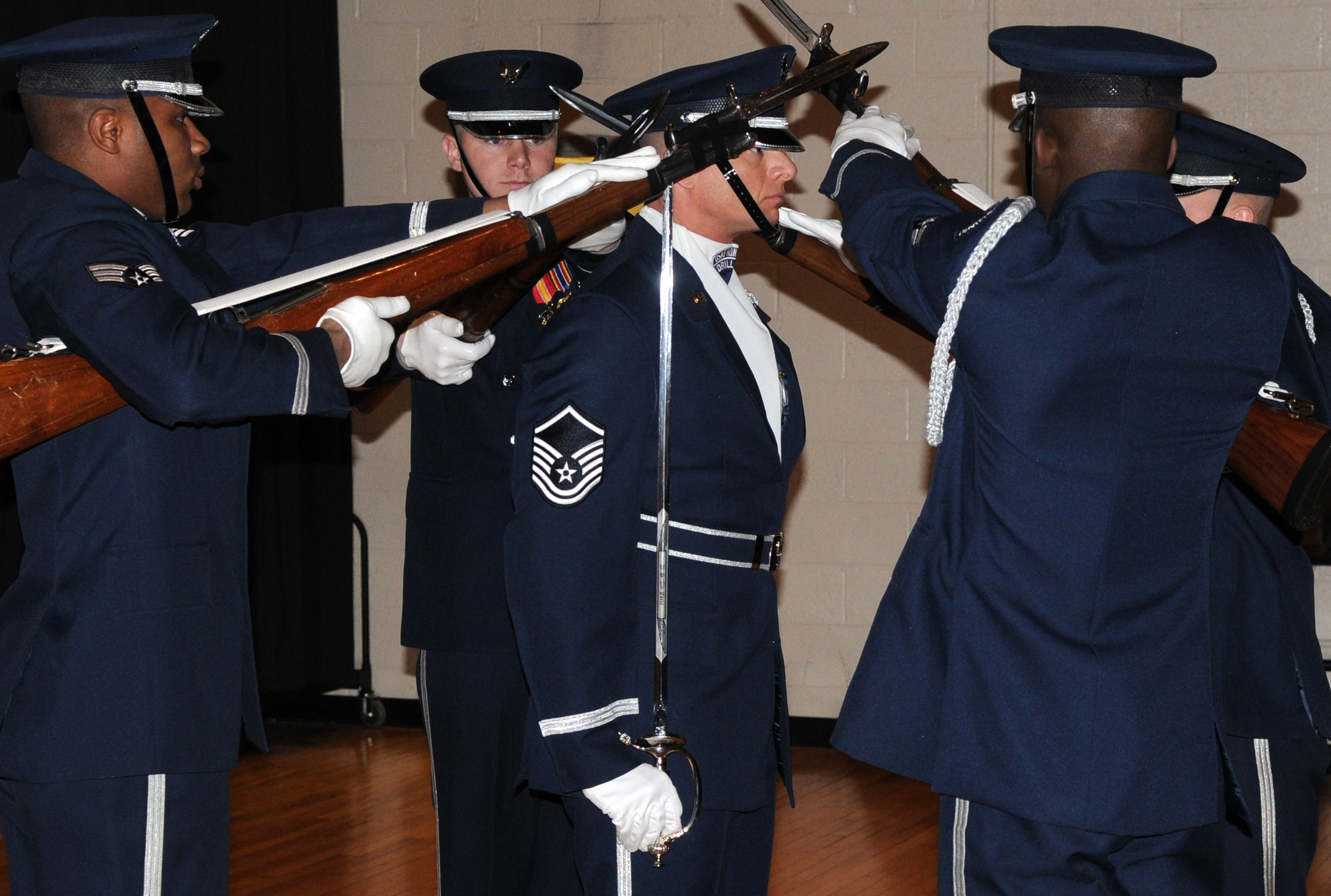 U.S. Air Force Honor Guard Recruiting