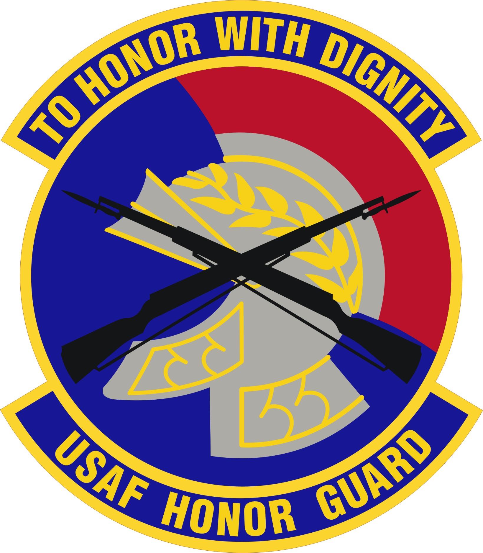 U S Air Force Honor Guard
